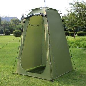 Tenda da campeggio per doccia 6FT Privacy spogliatoio di campeggio Bicicletta servizi igienici doccia Beach Bagno Cambiare Fitting Room igienici tenda