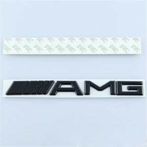 메르세데스 AMG 자동차 스티커 // AMG 도금 스티커 AMG 몸 스티커에 적합
