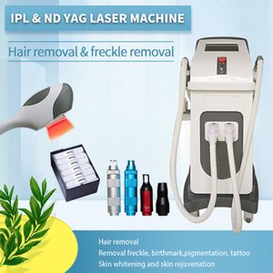 вертикальные две ручки IPL отказа машины для удаления волос IPL SHR неавтоматического постоянное удаление волос IPL RF е свет