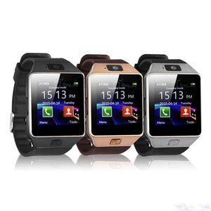 dz09 Bluetooth smart watch phone android smartwatch for iPhone Samsung smartphone with camera Answer Call smart wear