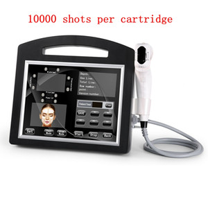 профессионала SMAS 3D 4D HIFU машина One Shot 12 линий высокой интенсивности ультразвуковой Hifu Face Lift против морщин для похудения лица и тела