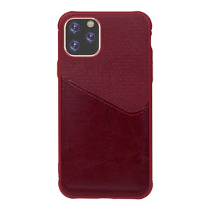 fashion and classic leather wallet cell phone Case For iPhone 11 Pro Max with card slot