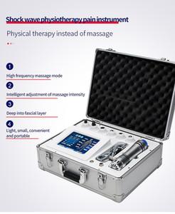 Efficace Shock Wave Therapy Machine à onde acoustique onde de choc traitement de la douleur dysfonction érectile soulagement équipement avec ED traitement
