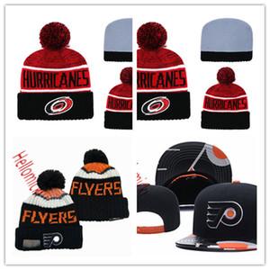 Филадельфия Флайерз snapback шапки черный красный серый вышитые Каролина вязать шляпу шапочки один размер подходит для всех