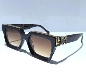 Mode mit Box Sonnenbrille Herren des Lunettes de Soleil occhiali da Sommer Sommer Firma Outdoor Vintage Stil Liebhaber Geschenk
