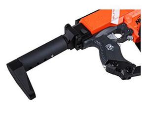 Новый рабочий мод черный M16 плечевой запас замена для Nerf N-strike Elite r