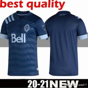 MLS 2020 2021 Vancouver Whitecaps futebol Longe Jerseys 20 21 INBEOM 4 FELIPE 8 ARDAIZ 9 Montero 12 REYNA ALIADNAN FUTEBOL CAMISAS Tailândia