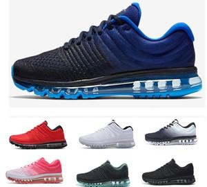 Nike Air Max 2017 KPU hommes femmes AIRS 2016 Chaussures Qualité Casual marche Chaussures De Sport Sneaker Vente Chaude nous TAILLE 5.5-11