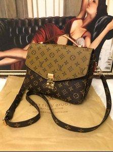 2020 styles Handbag Fashion Leather Handbags Women Tote Shoulder Bags Lady Handbags Bags purse Womans message handbags purse wallets 01