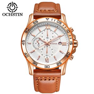 2018 OCHSTIN Business Men Watches Top Brand Luxury Famous Mens Quartz Watch Wrist Male Watch Clock Hours Relogio Masculino