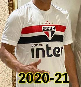 20 21 sao paulo football shirt 2020 2021 DANI ALVES