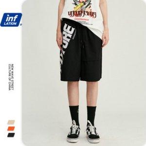 Mens Designer Sportshorts Estate Nuovo Mens Shorts Plaid Via Outdoor Tuta pantaloni larghi Preppy Style Marca Shorts Hip-hop all'ingrosso