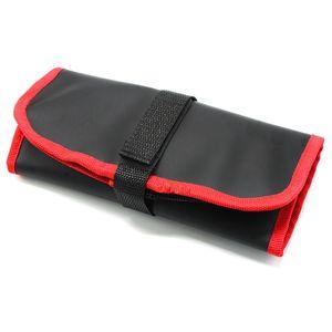 Portable Folding Fishing Bag Multifunctional Outdoor Fishing Reel Lure Storage Bag Float Tackle Box