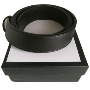 الأزياء ذكر حزام جلد طبيعي للرجال أحزمة عالية الجودة السلس الإبزيم أنثى أحزمة للنساء هوب حزام الجينز مع مربع