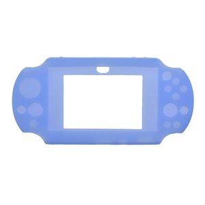 Cubierta de silicona suave para Sony Playstation PSVita 2000 consola Gel Goma Caja Cubierta protectora de la piel para PS Vita PSV 2000