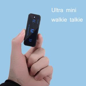 Super MINI Spy-Walkie-Talkie UHF-USB-Netzteil mit Kopfhörer für Restaurant-Hotel-Friseursalon PUB-Walkie-Talkie