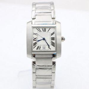 Uhr 29mm Dame Größe Frauen Quarzwerk tick Uhren 748373PX 3169 gute Qualität Uhr-Edelstahl-Modell Batterie 11 Uhren