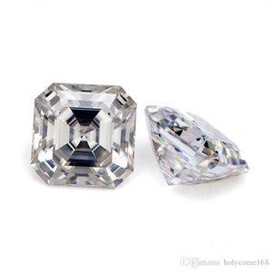 De haute qualité 5ct 9.6x9.6mm laboratoire coupé Marquise créé blanc DEF pierres bijoux loose diamondrough moissanite