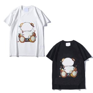2019 Fashion Brand T Shirt Hip Hop New Arrival Mens Clothing Casual T Shirts for Men with Letters Printed TShirt Size S-2XL XY18122902