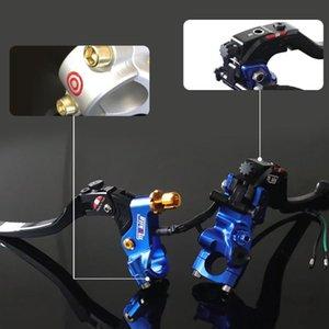 Мотоцикл Brake Pump Master для цилиндра рычаг Handlebar гидромуфты Motorcycle Brake Master для