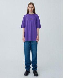hot selling aderss errorss Letter embroidery Tee Short Sleeves Men Women Summer Casual Street Skateboard T-shirt 4 colors