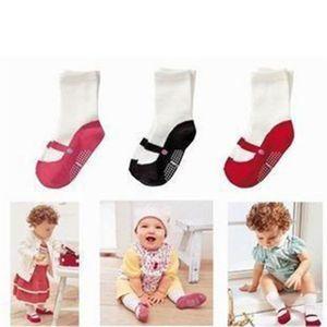 Cotton Spring Baby Girls Boys Socks For Newborn Spring Meias Anti-Slip Infant Kawaii Toddler Infant Gift Sokken Prewalker