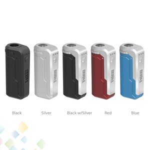 Original Yocan UNI Mod Box Mod For All Width of Cartridges Preheating Voltage Adjustable Vape Mods 5 Colors Ecig DHL Free