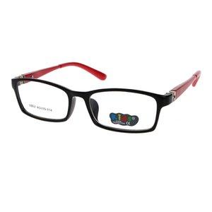 1PC Spectacles Glasses TR90 Ultralight Black Eyeglasses Full Frame Rim Eyewear