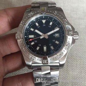 2018 новые популярные старые бренда Challenger серии A1738811/BD44/173А 1884 1884 Серебряный скелет черный циферблат автоматическая высокое качество мужской наручные часы
