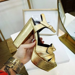 Kadınların sandalet yaz 2020 kadın ayakkabı kadın Rugan Chunky Yüksek Topuklar Pist Gladaitor Sandalet Kadınlar Ayakkabı Pumps