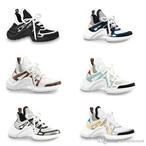 Archlight la zapatilla de deporte de lujo diseñador Archlight zapatos casuales para hombre Las mujeres zapatilla de deporte más nuevas de peso ligero mezcló los formadores de diseño