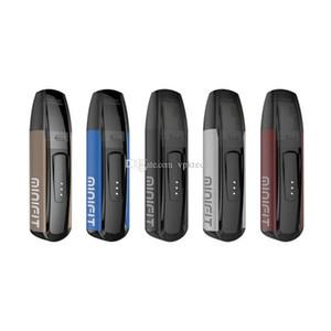 Kit Justfog Minifit Authentic 1.5ml 370mah Kit sistema ultra portatile Kit LED a 3 livelli intelligente Justfog Minifit