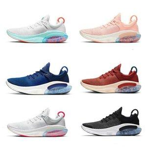 Erkek Üçlü Siyah Beyaz Platin Ton Üniversitesi Kırmızı Nefes Spor Sneaker İçin 2020 Yeni Joyride Run Fk Odyssey Rect'iniz Shield Koşu Ayakkabı