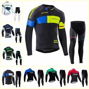 ORBEA équipe cycliste pantalon long jersey manches ensembles de haute qualité Hommes Vélo Mtb Vêtements MAILLOT Ciclismo U112808