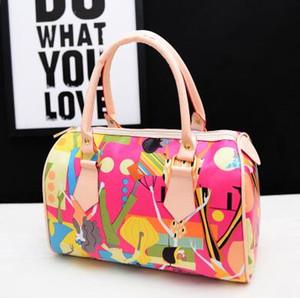 2019 sıcak Yüksek kalite sığır derisi hızlı 30 35 cm Sıcak Satmak Moda çanta kadın çantası Omuz Çantaları Lady Tote çanta çanta