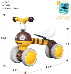 Baby Balance Bikes 10-36 months Scooter Toys Indoor Outdoor Balance Bikes Boys & Girls