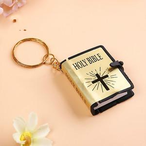 Christian Keychain Bible Charm Wholesale christian decor Pet Supplies Home Garden