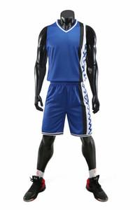 Yeni Stil Basketbol Üniforma Erkekler Için Spor Forması Setleri 67