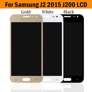 Für Samsung Galaxy J2 2015 J200F J200M J200H J200Y LCD Display Digitizer Touch Screen für Samsung-j2 J200 lcd
