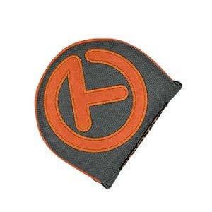 Letra T Headcovers fastback Cameron molido putter Scotty cubierta fastback salpicaduras de pintura de payaso semicírculo seleccione Visita FUTURA