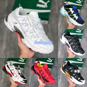 Men Lqd Cell Omega Density Running Shoes Womens Density jogging shoes cushioning breathable Cspace Pumaaa Sneakers shoes