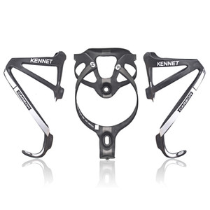 2 PCS Hot Sales Full Carbon Fibre Bottle Cage Bottle Holder Bicycle Accessories with Package Matte Finish 2 Colors 16g
