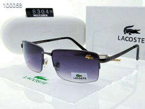 Endossado Mens Mulher Designer Óculos de sol de luxo Sunglasses Designer vidro Adumbral Óculos UV400 modelo 5200 6 cores opcionais de alta qualidade w