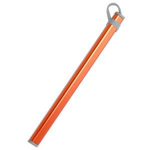 Stäbchen Speicherrohre Aluminiumlegierung-Kasten-Kasten für Titanium Chopsticks Aufbewahrungsbehälter ohne