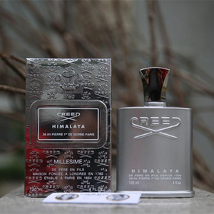 Trending Men Perfume Creed Himalaya Sandalwood Fragancia de larga duración Eau De Parfum 120ml / 4.0fl.oz. Spray Envío Gratis