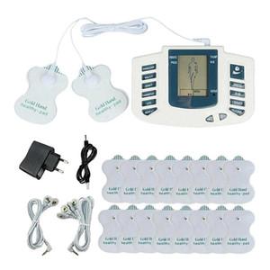 Electronic Body Minceur numérique Pulse Massage Relax Muscle Stimulator Acupuncture Thérapie de massage musculaire Relax Appareil outil