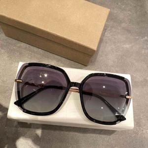 Novità D10 Lettere progettista delle donne degli occhiali da sole di marca della donna Goggle Occhiali da sole UV400 031803 3 colori disponibili con la scatola