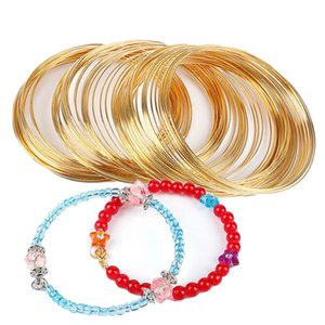 100 Circles Jewelry Wire Bangle Bracelet Making Beading Wire Wrap DIY Jewellery Making Necklace Memory Cord
