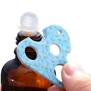 Essential Oil Bottle Opener Key Tool Remover For Roller Balls and Caps Glass Bottles Roller Bottle Corkscrew Tool Plastic Opener IIA89