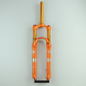 suspension pneumatique de la fourche avant de la bicyclette de montagne 32MM 120MM Voyage 9x100mm QR suspension de performance Fork